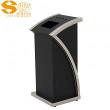 专业生产SITTY斯迪99.1073铁质烟灰桶/创意Z型垃圾桶