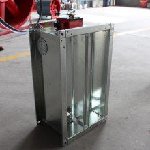 厂家生产防火阀3C 排烟阀 防烟防火阀 排烟防火阀 2次动作防火阀