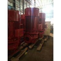 消防泵电议交流XBD11.0/50-150L消火栓泵讲解 厂家到工地调试稳压泵