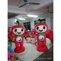 西安毛绒公仔 赛事吉祥物定制 陕西布艺玩具来图制作 卡通公仔纪念品