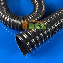 PVC集尘管 木工车间吸尘管 柔性伸缩PU钢丝管 深圳诺思WH00159