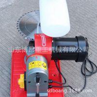 木工圆盘锯磨齿机博昂磨刀锯安装操作视频小型电动磨锯机