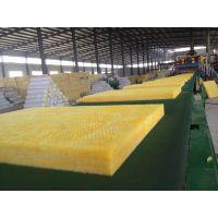 玻璃棉板厂家供应|环保隔音玻璃纤维棉板|a级防火玻璃棉保温板