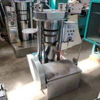 多尺寸韩式液压香油机 180型液压香油机 榨芝麻小型香油机