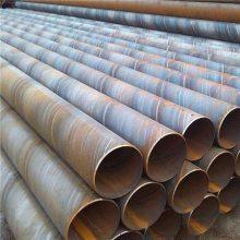 云南昆明螺旋管生产加工厂 1220单立柱螺旋管防腐 排水饮水螺旋管加工定制