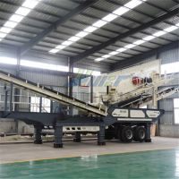 北京工程专用设备 移动建筑垃圾破碎机 恒美百特碎石机厂家