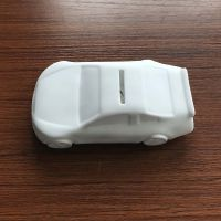 新款 DIY小汽车玩具公仔-DIY模型素材-DIY石膏彩绘存钱罐-厂家直销