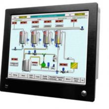 19寸工业平板电脑面板带USB和开机按钮可触摸原厂