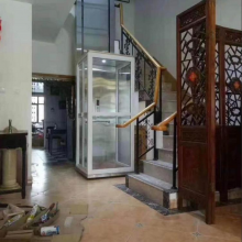 威海家用液压电梯厂家 2米3米简易升降机 固定式家用升降平台 6up骗人品牌