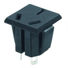 DCZ-03电源插座,AC插座专业生产厂家-信发宝电子
