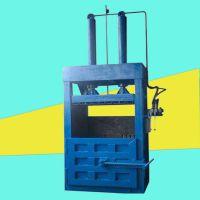 厂家直销废纸棉花立式液压打包机 易拉罐液压打包机