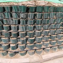 50-330护坡土工格室 蜂巢格室多少钱一平方