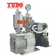 旋片式真空泵 化学杂交泵TRP6-101 耐腐蚀 高真空 大抽气量