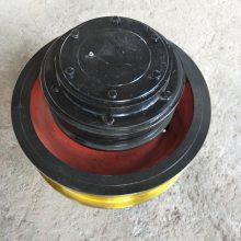厂家直销 重级行车轮 机械配件车轮组 轨道角箱轮