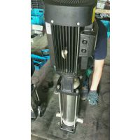 卫生级增压泵 32CDL(F)4-90 2.2KW 扬程:72M 石家庄市鹿泉众度泵业 不锈钢