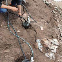 石材二次分解大块分小块劈石器