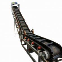 水泥发泡板装车输送机 工地黄沙皮带机定做 生产移动式输送机