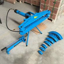 手动液压弯管机 不锈钢圆弯管器 小管径无缝钢管折弯机