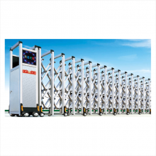 优质电动伸缩门制作、安装厂家SSM-01