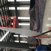 汕头移动双柱铝合金式升降平台厂家 单柱双柱铝合金升降机价格