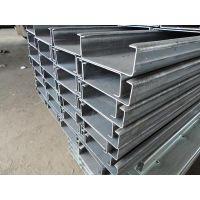云南昆明镀锌C型钢批发价格 材质q235 规格120*50*20*2.75