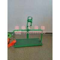 光缆钢绞线高空单轮滑车单轮高空吊椅通讯线路施工划椅益聚