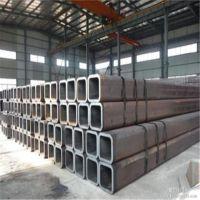 南通Q345B大口径方管 低合金方通钢管 无缝方矩管现货销售