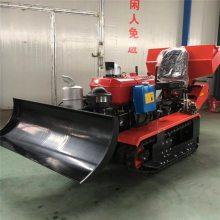质保新型果园施肥开沟机 36马力柴油动力自走式适用于各种地形