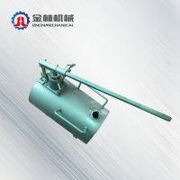孔子圣地曲阜直销 矿用手动升柱器 DWS-30型 手动液压泵站