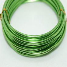 兴兴尚直销1060,1070全软铝线,彩色氧化铝线 半硬铝线 铝丝