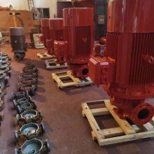 XBD-(I)系列立式多级消防泵XBD13.0/0.56-25GDL栋欣泵业厂家直销。