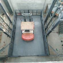 航天厂家定做载车式汽车举升机 固定导轨式汽车升降平台 提供原厂配件