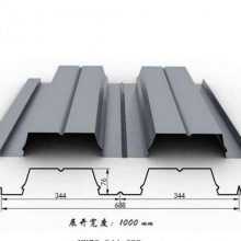 黄石市0.8mm厚常用版型YX76-305-915型开口楼承板生产厂家