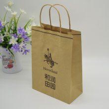 批发定制小礼品袋子 新乡北京纸袋