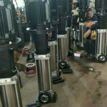 不锈钢泵 40CDL(F)8-30 1.1KW 扬程:27M 江西瑞金众度泵业