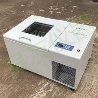TS-110B恒温/全温摇床 冷冻气浴振荡器回旋往复 制冷空气台式摇床