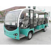 供应广东 广西 海南14座电动观光车 质量保证 终身服务