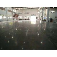 江门江海厂房地面处理--仓库金刚砂地面抛光--地面光亮亮