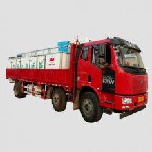 运鱼车 解放水产品运输车价格配置