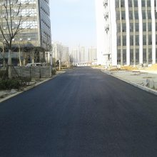 郑州航空港区沥青道路水稳层
