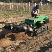 開溝機 果園種植合作社用旋耕開溝機 潤豐 小機器大功率開溝回填機