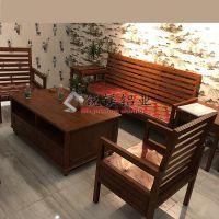 广东全铝酒柜家具铝型材厂家直销仿木纹铝合金酒柜置物架型材