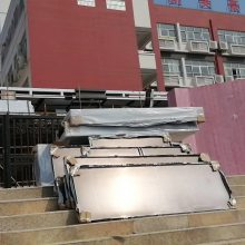 雨棚铝单板学校门头铝板合金幕墙板金属装饰建材