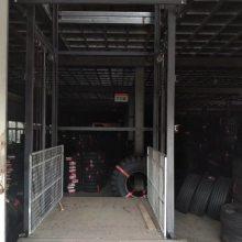 宝山区天盛国际娱乐APP注册直销工厂升降货梯 载重2吨电动液压升降平台货梯 2020全新报价
