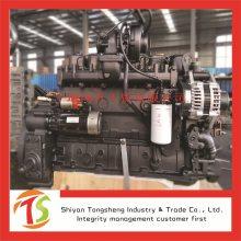 康明斯发动机总成 kta19 特雷克斯首钢重汽发动机 发电机组发动机