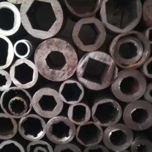 山东聊城现货供应精密六角异型管 外圆内六角钢管 可加工切割