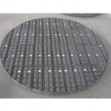 邢台洗涤塔除湿不锈钢 塑料滤网_一体式 组合式_安平上善
