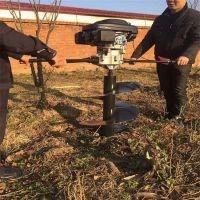 内蒙呼和浩特小型挖坑机 种树打坑机 宏程生产挖坑机