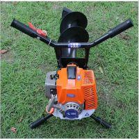 厂家直销挖坑机 汽油打坑机 多功能钻地机