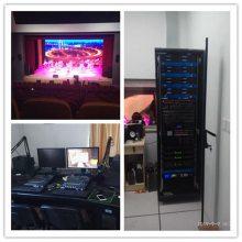室内背景音乐方案/室内ip公共广播系统/数字IP音箱